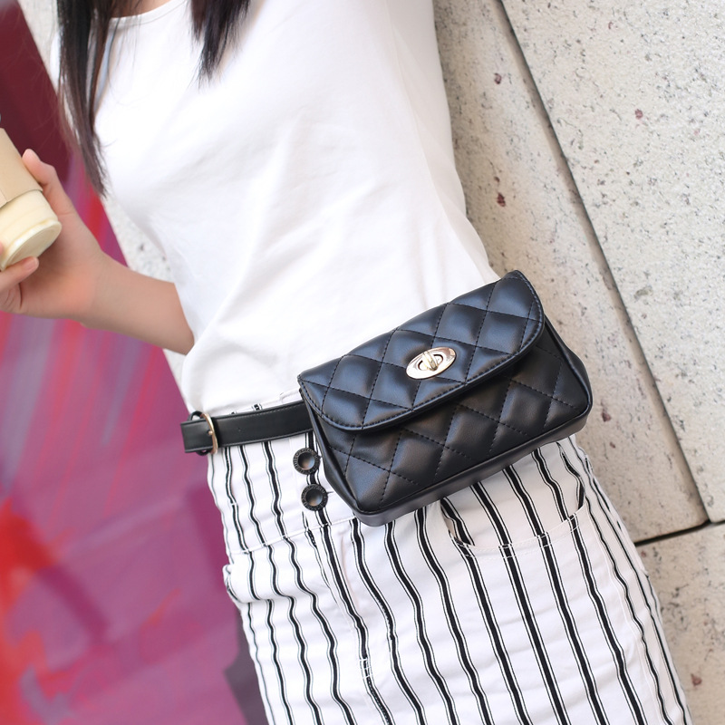 2018 New Style Spring And Summer Jewelry Shopping Guide Wallet Korean-style Women's Small Sachet Fashion Mini Chain Wallet