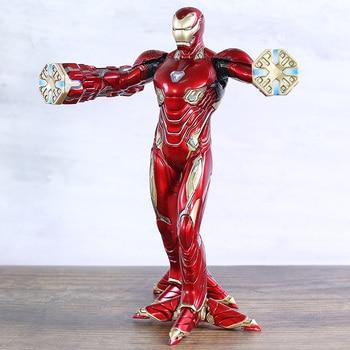 Avengers Infinity War Iron Man Mark L MK50 1/6 Scale Figure Statue PVC Model Toy