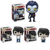 Funko POP-figuras de acción de Death Note L, 218 # RYUK 217 # PVC, muñecos de vinilo coleccionables, juguetes de película de Anime, el mejor regalo para niños
