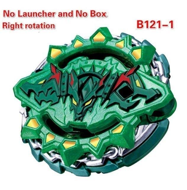 B-153 Beyblade burst стартер Bey Blade Лезвия Металл fusion bayblade с пусковой установкой высокая производительность battling top Blayblade - Цвет: B 121 1