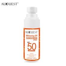 Sunscreen-Spray AUQUEST Sunblock-Moisturiz Waterproof Spf-50pa Radiation-Protection Effectively