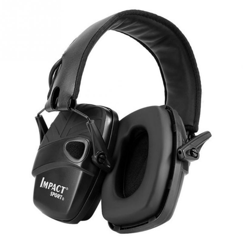 Анти-Шум Тактический ушей электронные съемки наушники Охота Шум редуктор слуха защитные наушники