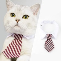 dog-cat-pet-accessories-for-wedding-holiday-and-party-gift-pet-dog-cat-formal-necktie-tuxedo-bow-tie-black-and-red-collar