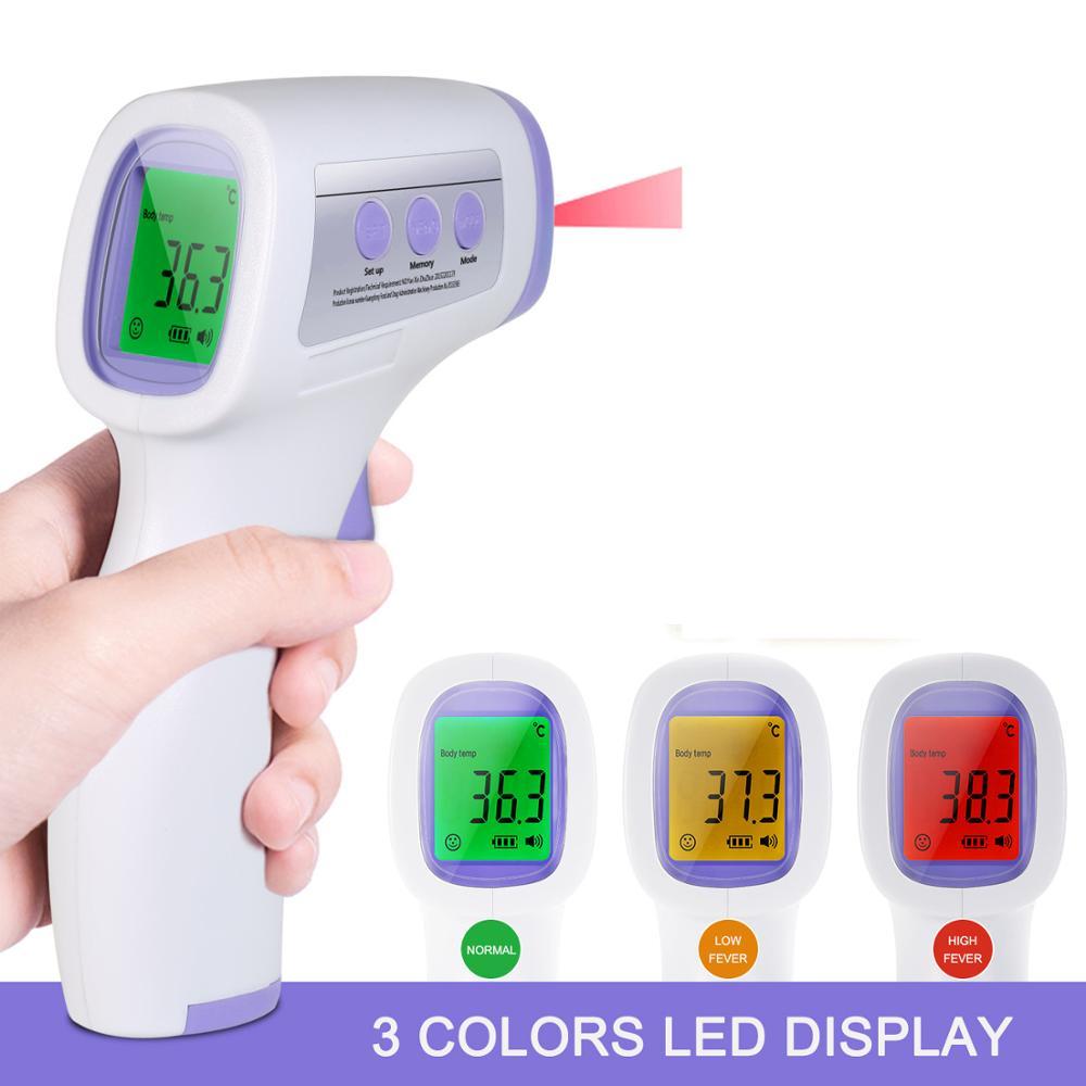 Digital Infrared Temperature Gun Non Contact Infrared IR Temperature Gun Meter Termometro Temperature Test Tool Thermal Camera|Temperature Instruments|   - AliExpress