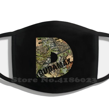Duramax Mossy Oak Printing Washable Breathable Reusable Cotton Mouth Mask Chevy Chevrolet Duramax Diesel Mossy Oak Camo image