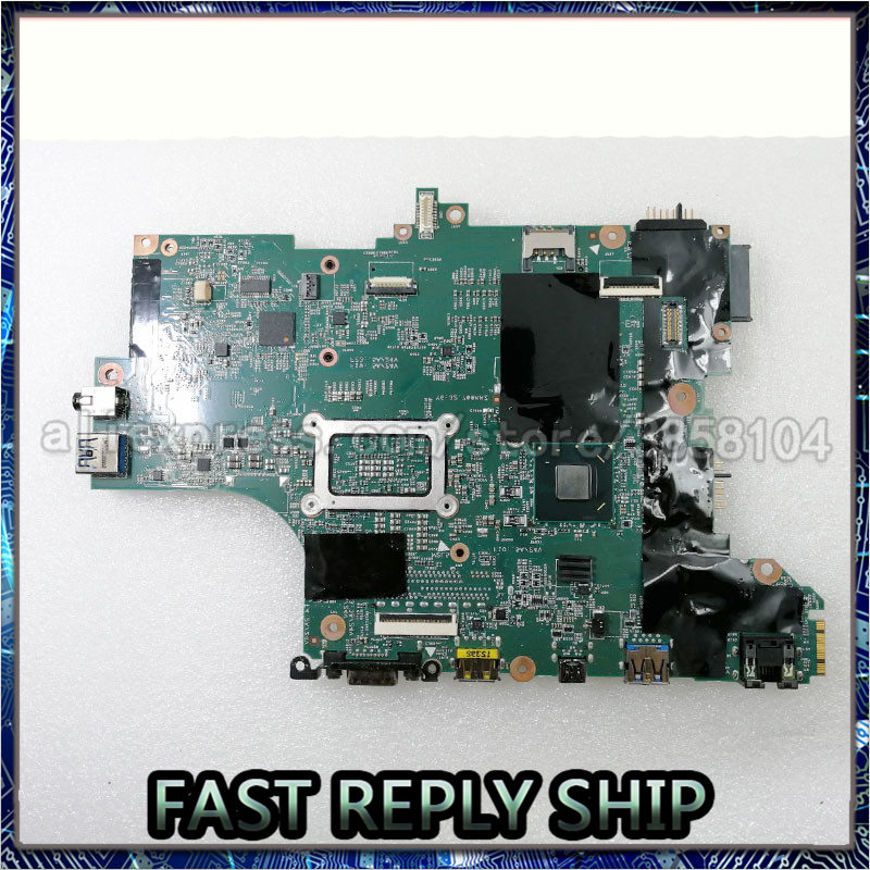 FOR Lenovo Thinkpad T430s Laptop Motherboard FRU 04W6789 DDR3 Integrated Graphics w/ <font><b>i5</b></font>-<font><b>3320M</b></font> CPU image