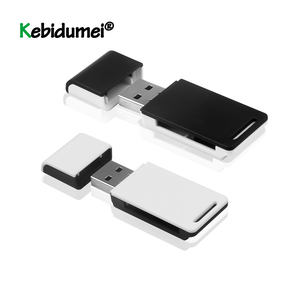Mini Card Reader USB 2.0 To SD Micro SD TF Memory Card Adapter For Laptop Accessories Smart Cardreader Card Reader
