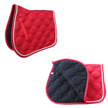 Horse Riding Protective Cushion Saddle Cushion Sweat Absorbing Horse Riding Show Jumping Performance Accessories Saddle Cover