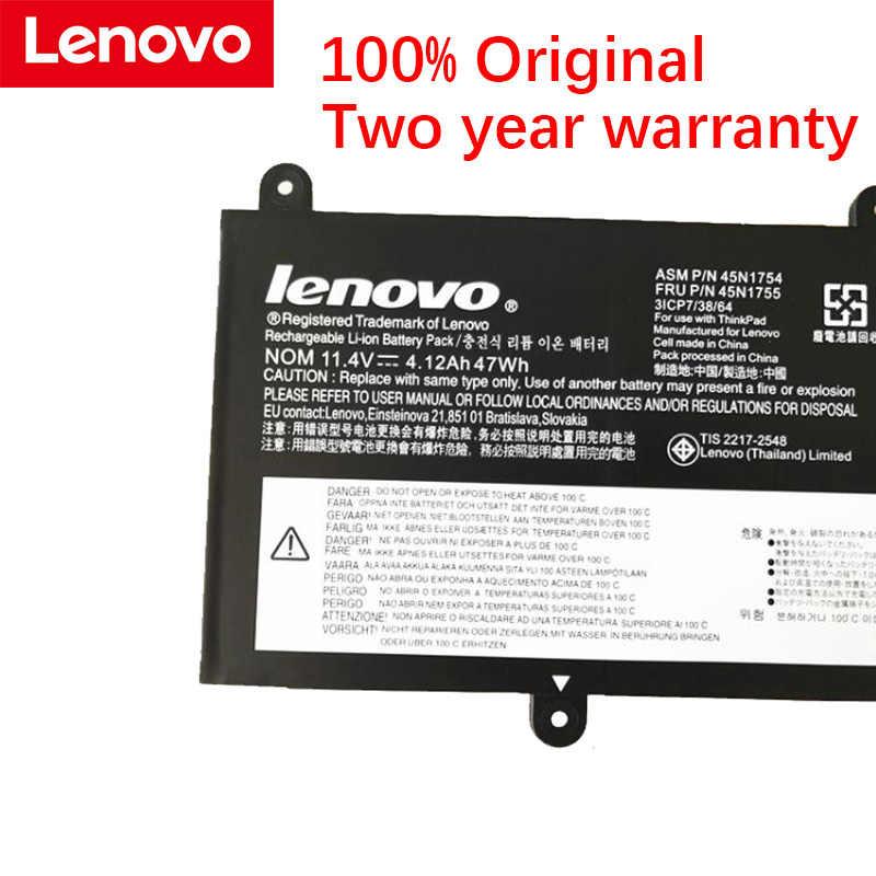 Lenovo Originale batteria Del Computer Portatile Per Lenovo ThinkPad E450 E450C E460 E460C E455 E465 E465C 45N1753 45N1756 45N1757 45N1754 45N1755
