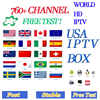 Best Stable IPTV m3u subscription italy German UK French Poland Romani subscription Android Box m3u Enigma2 Smart TV PC Linux