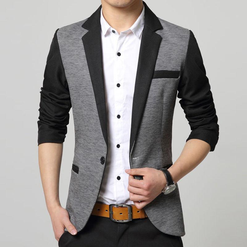 2019 Men Suits Jacket Casaco Terno Masculino Jacket And Dress Fashion   Suit Cardigan Jaqueta Wedding Suits Jacket Coats Suits