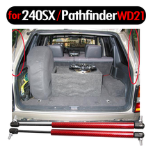 2pcs Rear Hatch Tailgate Lift Supports Gas Struts Spring for Nissan PathfinderLE SE XE Base & Terrano Sport Utility 23.11 inch