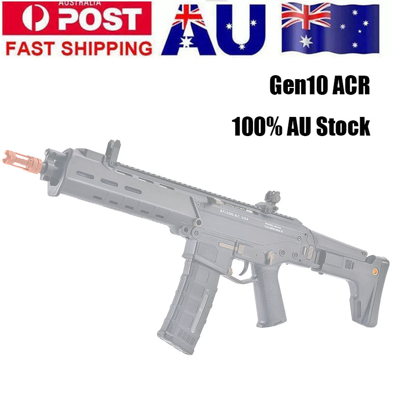 ZhenDuo Toys Jinming 10 generation ACR Gun Toy Gel Ball Blaster Water Bullet For Children Outdoor Play Sports Toy Guns     - title=