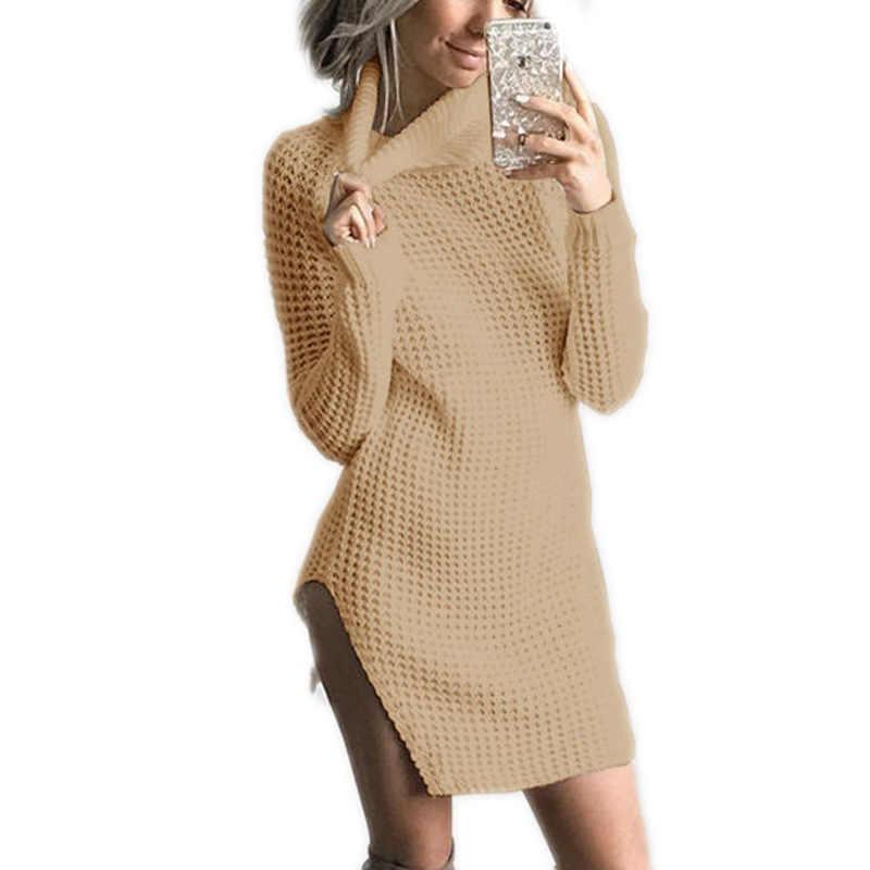 2020 pulôver womens jumper camisola de gola alta grossa cabo de inverno de malha camisola de jumper feminina camisola sexy roupas de inverno