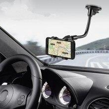 Phone Car Holder Flexible 360 Degree Rotation Mount Windshie