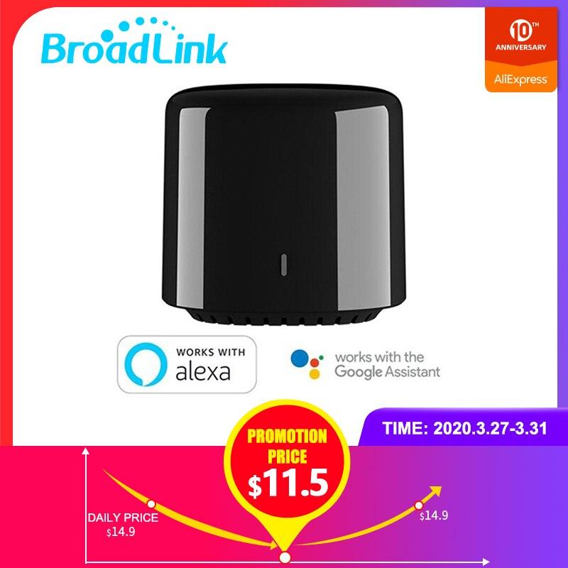 Broadlink RM4C RM Mini 3 Remote Contrller Universal IR Remote Controller 4G WiFi IR for Alexa Google Assistant Smart Home