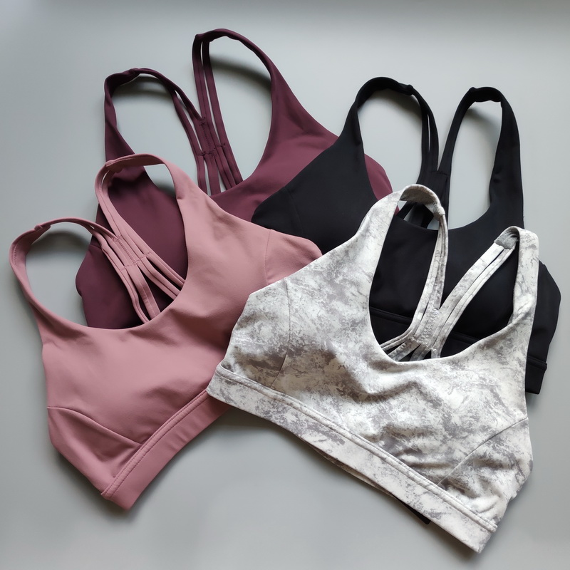 Image 2 - Nepoagym FLY Bras Fitness Yoga Bra Running Sexy Lady Sportswear Sports Top Sport Bra New Sports Wear for Women Gym Sports BrasSports Bras   -