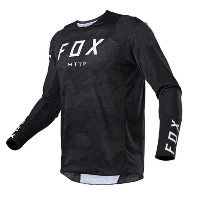 offroad dh fxr bicicleta locomotiva camisa cross