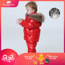 Orangemom Clothing-Sets Coat Snow-Wear Kids Jackets Boys Parka Winter Children's Down