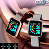 2020 Smart Watch Men Women Fitness Sport Smartwatch Bracelet Activity Tracker Heart Rate Monitor Connect for Android Watch Smart
