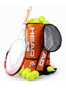 Head Tennis-Bag Balls Training-Accessories Official Sports Single-Shoulder for 100pcs
