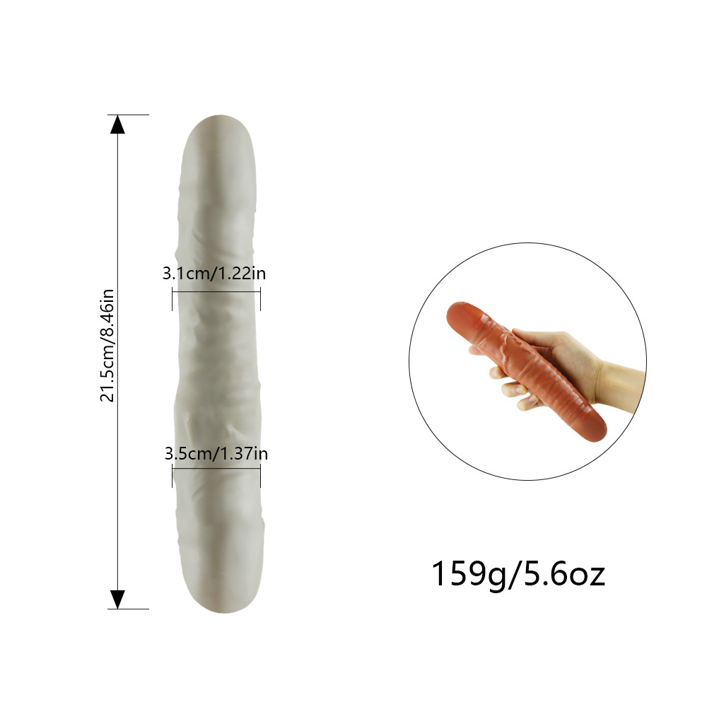 8 inch Dildo | Manual Masturbation