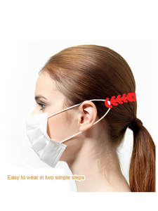 Mask Extension-Belt Lanyard Adjustable-Mask Relieves Hook Prevention-Mask Unisex Ear-Rope