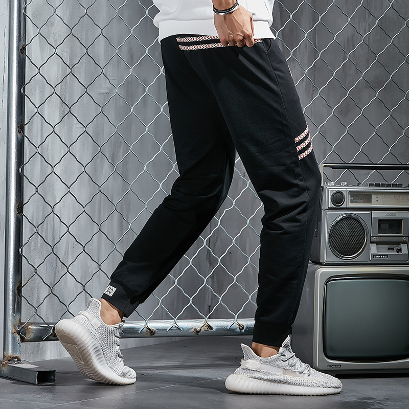 Sports Pants Mens Joggers Winter Men's Sports Pants Male Tracksuit Bottoms Trousers Track Pants Gym Clothing Casual Sweat Pants