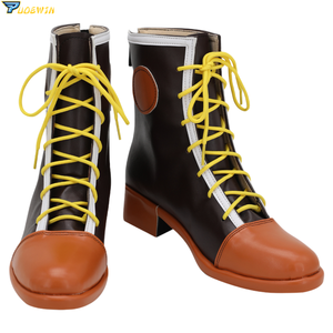 Image 2 - Anime Servamp Orange Cosplay Shoes Boots