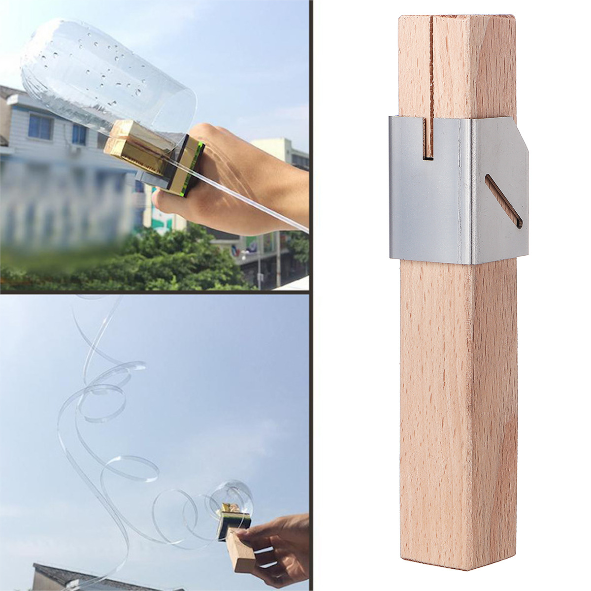 Plastic Bottle Cutter Smart Portable Outdoor Household Bottles Rope Tools DIY Craft Bottle Rope Cutter Construction Tools
