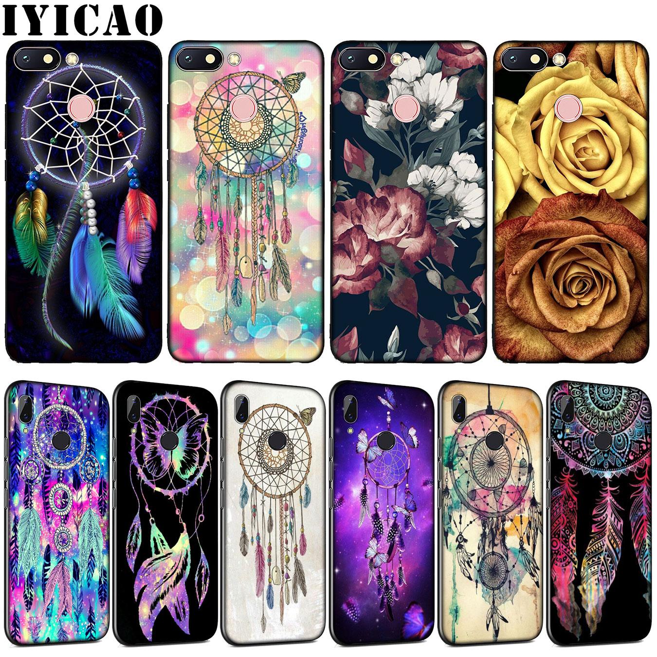 Dream Catcher Watercolor Dreamcatcher Softsilicone Phone Case For Xiaomi Redmi Note 8 8A 8T 7 7A 6 6A 5 5A GO S2 K30 K20 Pro