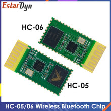 NEW HC-05 HC 05 hc-06 HC 06 RF Wireless Bluetooth Transceiver Slave Module RS232 / TTL to UART converter and adapter for arduino