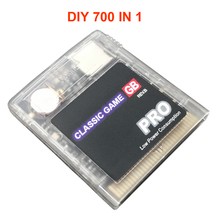 China version 700 in 1 DY EDGB gameboy game cassette, suitable for everdrive series  GB GBC SP game console
