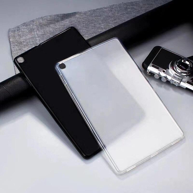 Soft TPU Case For Lenovo Tab M10 Plus Tb-x606f Tb-x606x Silicone Tablet Transparent Back Cover For Lenovo M10 Plus 10.3inch 2020