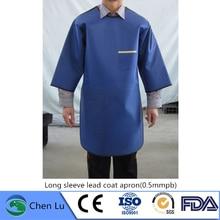 sleeve radiological lead shielding