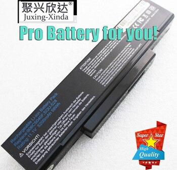 5200MAH SQU-528 laptop Battery For MSI M655 M660 M662 M670 M677 CR400 PR600 PR620 GX400 GX600 GX610 GX620 BTY-M66 Z53 M51 Z94