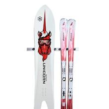 Лыжный сноуборд скейтборд Вейкборд спортивный стеллаж для хранения дисплей настенный держатель
