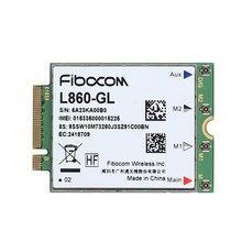 Fibocom L860-GL 4g lte sem fio wwan módulo m.2 mimo cartão para ibm lenovo thinkpad x1 carbono 7th gen, p43s, t490, x1 yoga 4th gen