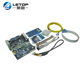letop uv roll to roll printer double dx5 hoson board kit
