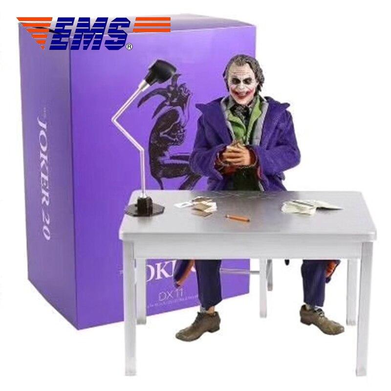 30 см Бэтмен Темный рыцарь Джокер хит Ledger Eric Border ПВХ фигурка Джек напиер модель игрушки для детей Подарки