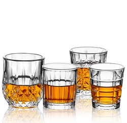 50ml Shot Glass,Whisky Shot Glasses,Mini Glass Cups For liqueur,Double Side Cordial Glasses,Tequila Cups Small Glass Shot Cups