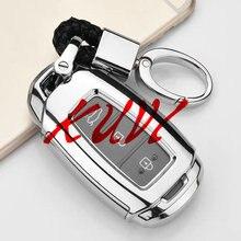 Чехол для ключей из ТПУ для hyundai i30 Ix35 Solaris Azera Elantra Grandeur Ig Accent Santa Fe Verna