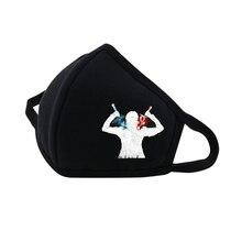 Anime Sword Art Online Mouth Face Mask Dustproof Breathable Facial Protective Cute Unisex Cartoon Health Care Masks