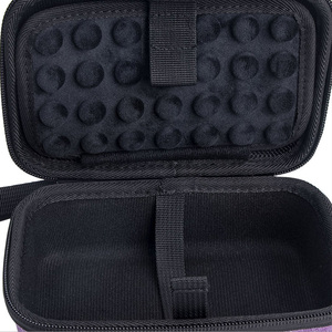 Image 5 - Saco de armazenamento fecho com zíper caso de transporte anti poeira em casa difícil eva com alça portátil bolsa viagem para kidizoom câmera pix
