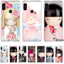 Mobile Phone Case For Xiaomi Mi F1 9 9T MAX 3 A3 Pro CC9 CC9E 5 5S 6 Mix 2S 8 A1 A2 5X 6X Lite Hard Cover Kokeshi(China)
