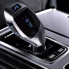 Fm Transmitter Bluetooth Car Kit Wireless Radio Adapter FM Modulator Ha