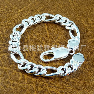 Chain-Bracelets Cuban High-Quality Jewelry CZ Men for Link Male-Accessory Male-Accessory