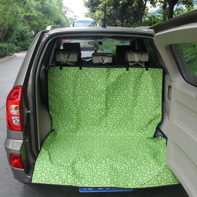Pet Dog Car Seat Mat – Rear Seat