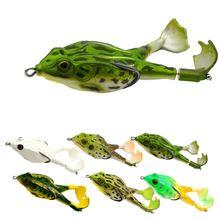 Thunder frog рыболовная приманка 9 см/137 г плавающая бионическая