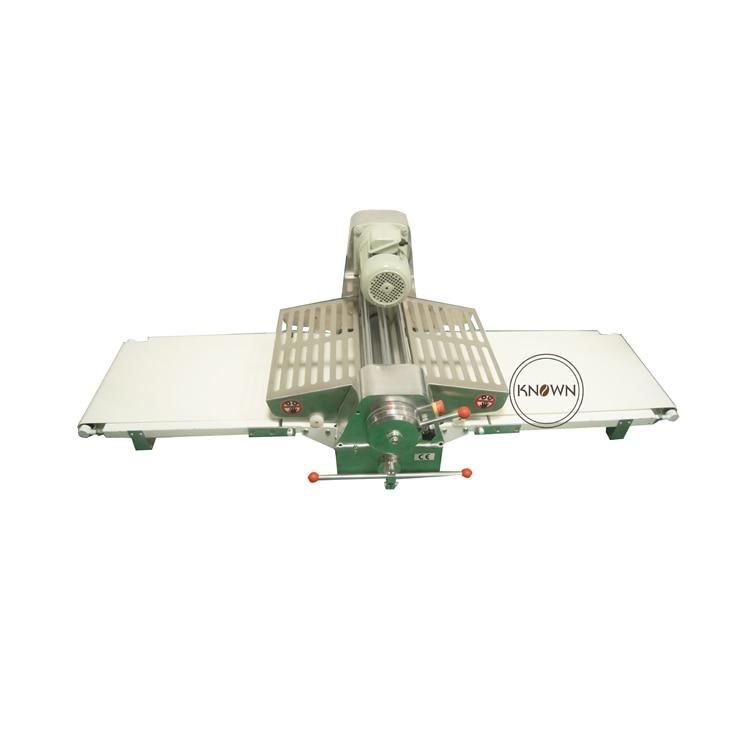 H527aab964b2e459799ec4ce92cc98c50X - Electric Table Top Pizza Sheeter Rolling Machine Dough Sheeter Croissant Bread Bakery Equipment